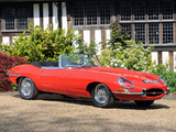 Jaguar E-Type Open Two Seater UK-spec (Series I) 1961–67 images