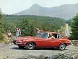 Jaguar E-Type Fixed Head Coupe 2+2 UK-spec (Series I) 1961–67 images