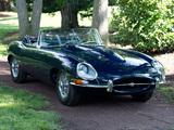 Jaguar E-Type Open Two Seater (Series I) 1961–67 photos
