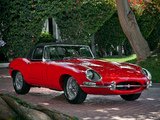 Jaguar E-Type Open Two Seater (Series I) 1961–67 photos