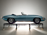 Jaguar E-Type Open Two Seater (Series I) 1961–67 pictures