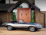 Jaguar E-Type Open Two Seater UK-spec (Series I) 1961–67 pictures