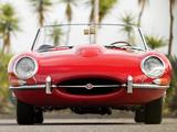 Jaguar E-Type 3.8-Litre Open Two Seater US-spec (XK-E) 1962–1964 images