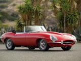 Jaguar E-Type 3.8-Litre Open Two Seater US-spec (XK-E) 1962–1964 photos