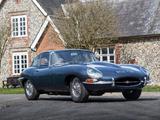Jaguar E-Type 3.8-Litre Fixed Head Coupe UK-spec (XK-E) 1962–1964 photos