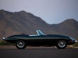 Jaguar E-Type 4.2-Litre Open Two Seater EU-spec (XK-E) 1964–1967 images