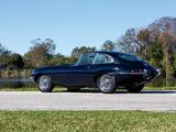Jaguar E-Type 4.2-Litre Fixed Head Coupe US-spec (XK-E) 1964–1967 photos