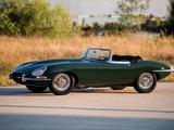 Jaguar E-Type 4.2-Litre Open Two Seater US-spec (XK-E) 1964–1967 photos
