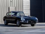 Jaguar E-Type 4.2-Litre Fixed Head Coupe US-spec (XK-E) 1964–1967 wallpapers