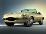 Jaguar E-Type Open Two Seater (Series I) 1967–68 wallpapers