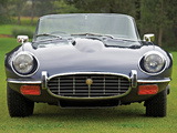 Jaguar E-Type V12 Open Two Seater (Series III) 1971–75 images