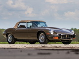 Jaguar E-Type V12 Open Two Seater (Series III) 1971–75 wallpapers