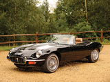 Jaguar E-Type V12 Roadster Commemorative Edition (Series III) 1974 images