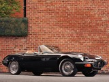 Jaguar E-Type V12 Roadster Commemorative Edition (Series III) 1974 pictures