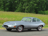 Photos of Jaguar E-Type Fixed Head Coupe (Series I) 1961–67