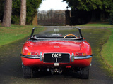 Photos of Jaguar E-Type Open Two Seater UK-spec (Series I) 1961–67