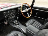 Photos of Jaguar E-Type Fixed Head Coupe 2+2 UK-spec (Series I) 1961–67