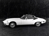 Photos of Jaguar E-Type V12 Open Two Seater (Series III) 1971–75