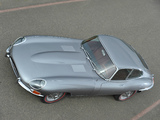 Pictures of Jaguar E-Type Fixed Head Coupe (Series I) 1961–67