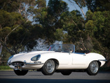 Pictures of Jaguar E-Type Open Two Seater (Series I) 1961–67