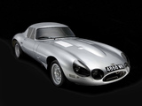 Pictures of Jaguar E-Type Low-Drag Coupe (Series I) 1962