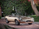 Pictures of Jaguar E-Type Open Two Seater (Series I) 1967–68