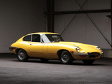 Pictures of Jaguar E-Type Fixed Head Coupe US-spec (Series II) 1968–71