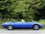 Pictures of Jaguar E-Type V12 Open Two Seater UK-spec (Series III) 1971–74