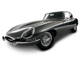 Jaguar E-Type Fixed Head Coupe (Series I) 1961–67 wallpapers