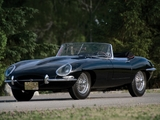 Jaguar E-Type Open Two Seater (Series I) 1961–67 wallpapers