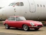 Jaguar E-Type Fixed Head Coupe 2+2 UK-spec (Series I) 1961–67 wallpapers