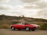 Jaguar E-Type 3.8-Litre Open Two Seater US-spec (XK-E) 1962–1964 wallpapers