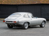 Jaguar Coombs E-Type GT by Frua (Series I) 1965 wallpapers