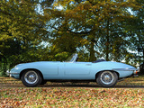 Jaguar E-Type Open Two Seater (Series II) 1968–71 wallpapers