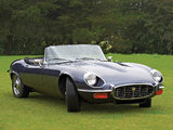 Jaguar E-Type V12 Open Two Seater UK-spec (Series III) 1971–74 wallpapers