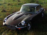 Jaguar E-Type V12 Fixed Head Coupe US-spec (Series III) 1971–74 wallpapers