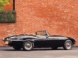 Jaguar E-Type V12 Roadster Commemorative Edition (Series III) 1974 wallpapers