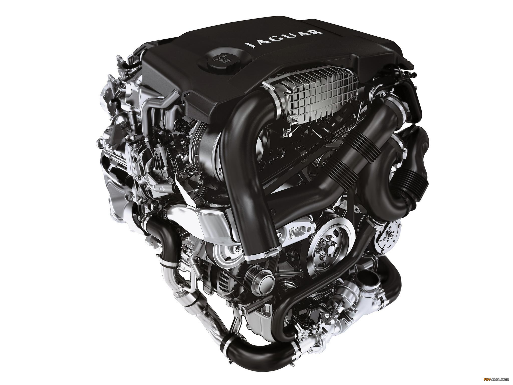 litre engines jaguar carwitter ingenium engine review