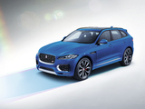 Jaguar F-Pace S 2016 pictures