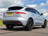 Photos of Jaguar F-Pace 20d AWD R-Sport UK-spec 2016