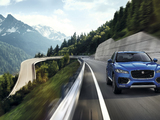 Pictures of Jaguar F-Pace S 2016