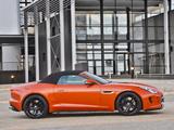Images of Jaguar F-Type V8 S ZA-spec 2013