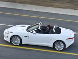 Images of Jaguar F-Type S ZA-spec 2013
