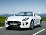 Jaguar F-Type 2013 images