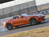 Jaguar F-Type V8 S ZA-spec 2013 photos