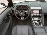Jaguar F-Type 2013 photos