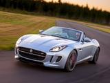 Jaguar F-Type S US-spec 2013 photos
