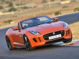 Jaguar F-Type V8 S ZA-spec 2013 pictures