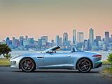 Jaguar F-Type S US-spec 2013 pictures
