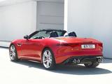 Jaguar F-Type V8 S 2013 wallpapers